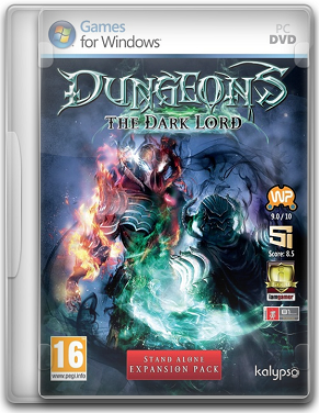 Capa Dungeons: The Dark Lord   PC (Completo) + Crack