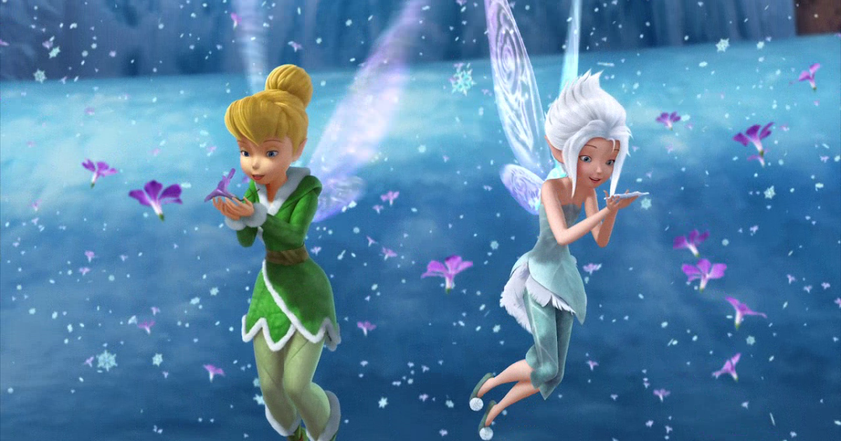 Image Result For Animated Fairy Movies