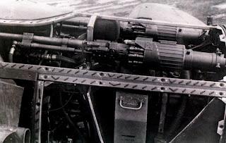 Установка синхронных пушек ШВАК на Ла-5ШН