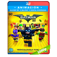 Lego Batman: la película (2017) 3D SBS 1080p Audio Trial Latino-Ingles-Castellano