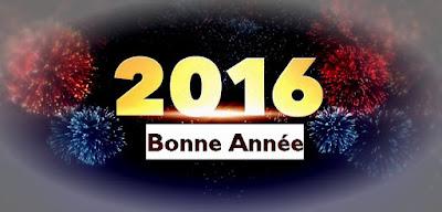 SMS pour dire Bonne année 2016