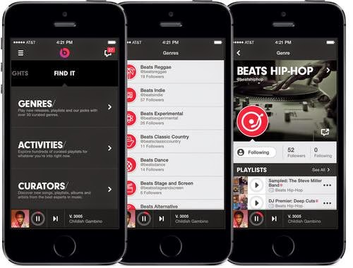 Beats Music review, The best for Music streaming