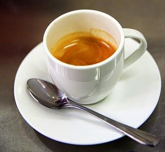 spise seg slank Grønn kaffe