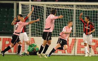 Palermo a la Final de la Copa de Italia