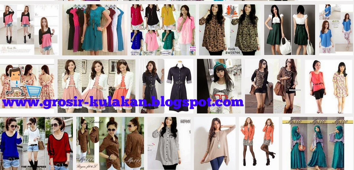Distributor Baju Fashion
