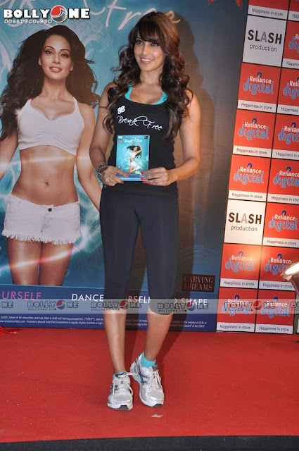 Bipasha Basu new fitness DVD Launch