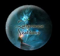 Button Zaczarowane Szablony