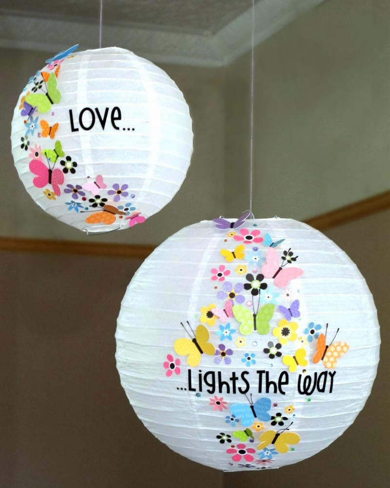 Inspired by pinterest paper lantern ideas for Chinese lantern ideas