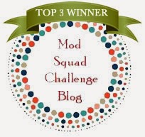 9 x Mod Squad Top Three