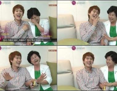Kyuhyun & Eonmanya ^^