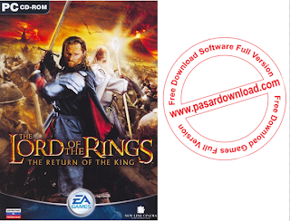 Free Download Games The Lord of the Rings Тhe Return of The King For PC
