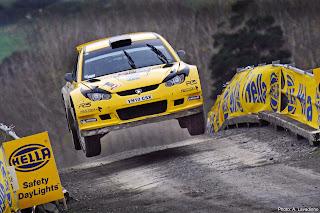Rally New Zealand Proton Satria Neo S2000