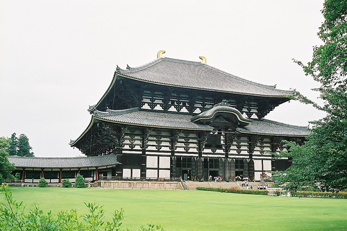 Historic Monuments of Ancient Nara