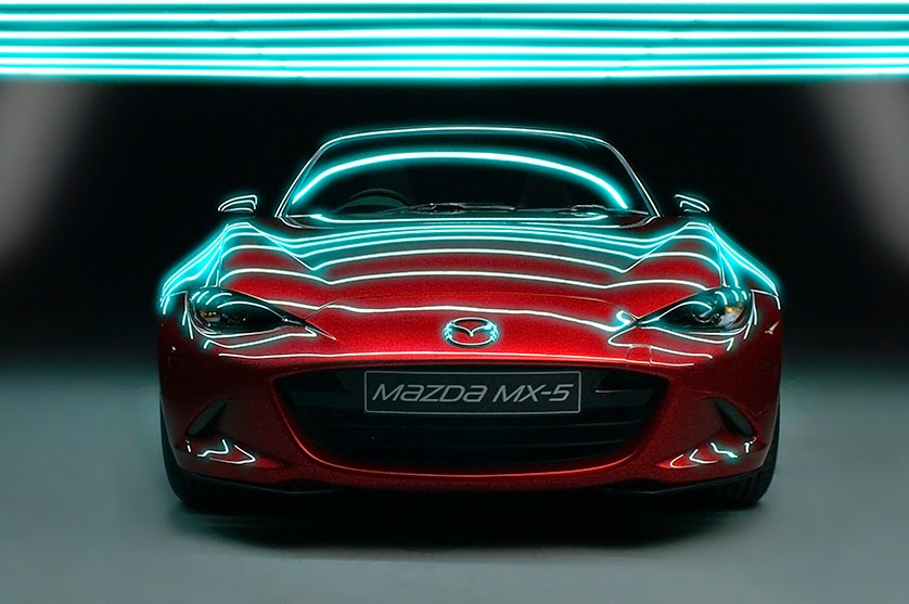 Mazda has teamed with creative collaboration platform Talenthouse to invite UK designers, illustrators, muralists and visual artists to design a car wrap for the new Mazda MX-5 model.