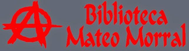 BIBLIOTECA MATEO MORRAL