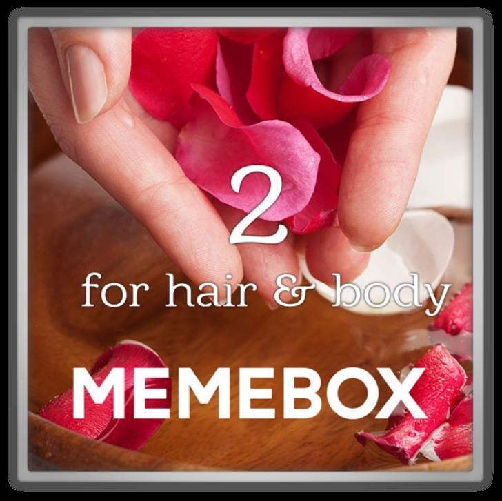 memebox hair & body 2 미미박스 Commercial