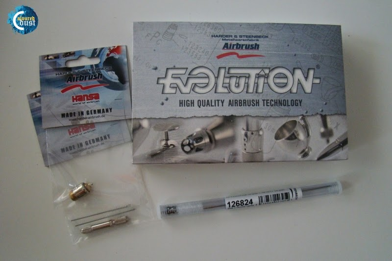 "Airbrush ""EVOLUTION AL plus"" - Harder&Steenbeck"