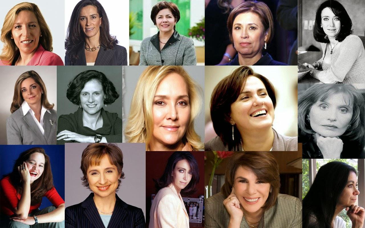 Periodistas mexicanas destacadas periodistas mexicanas for Espectaculos recientes de televisa