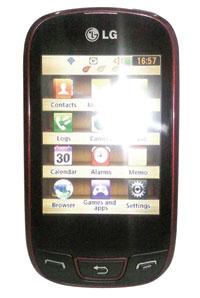Berapa Harga HP LG T515   Spesifikasi dan Berapa Harga HP LG T515   LG