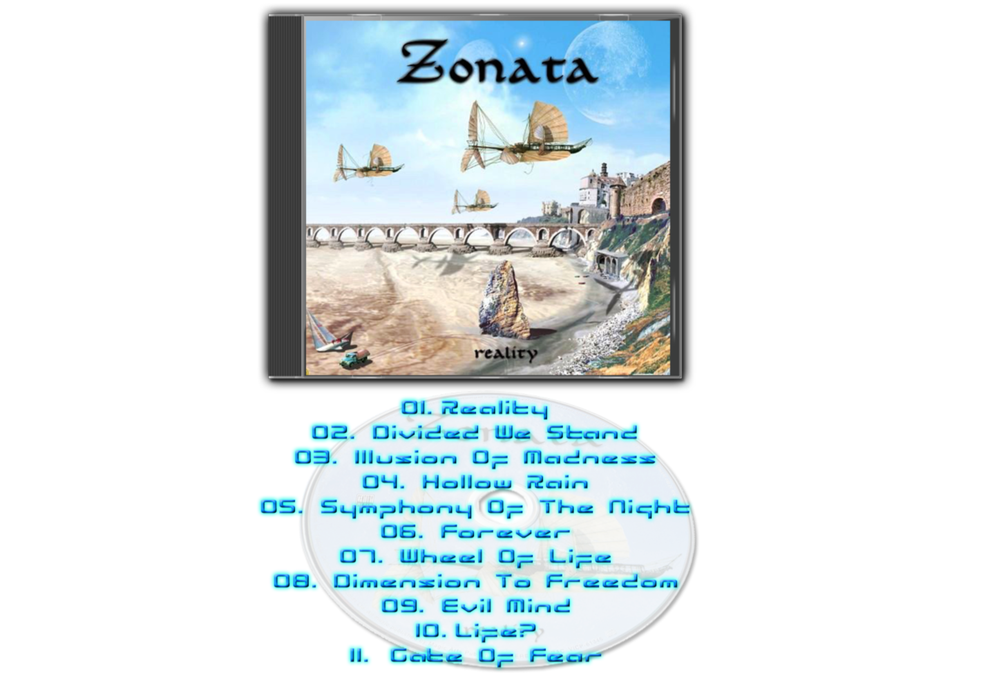 Zonata l Neoclassical Power Metal l (1999  - 2002)