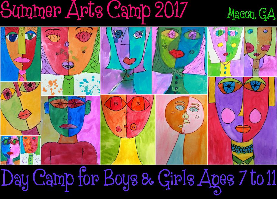 Summer Arts Camp ~ Macon, Georgia