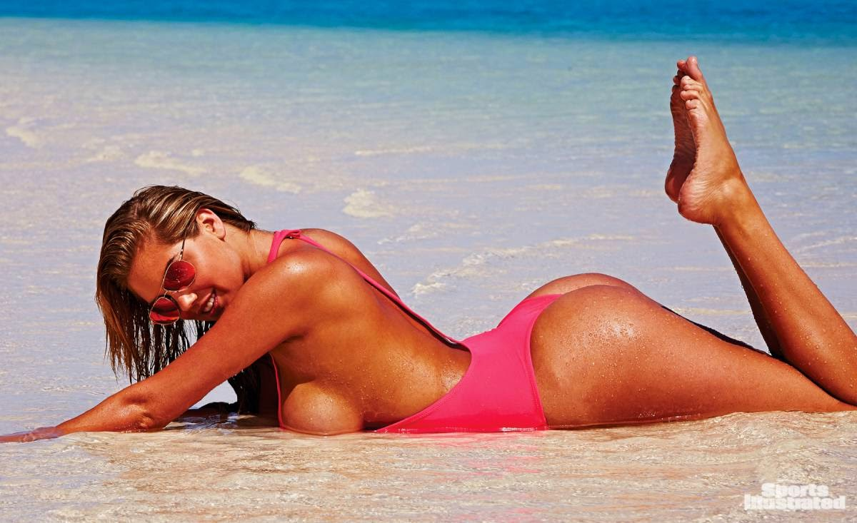 Kate Upton Sports Illustrated 2014 Swimsuit Issue outtakes