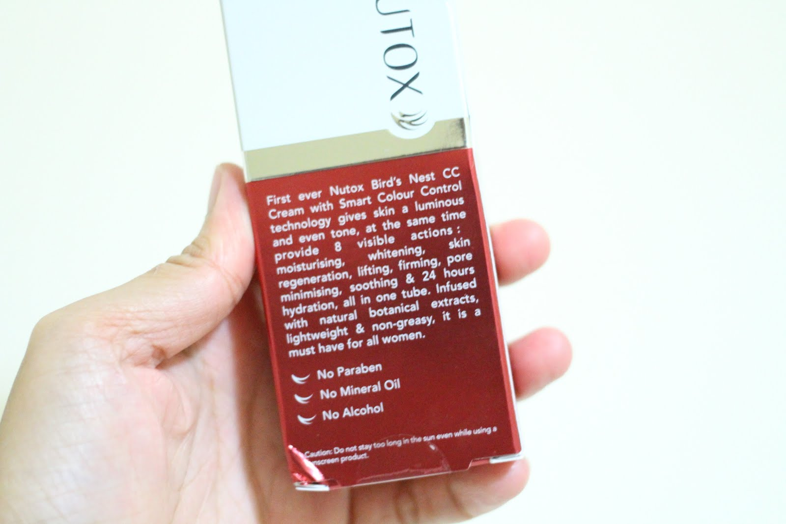 ... nutox products before this would be my first time using nutox and my