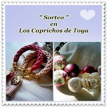 """Sorteo en """"Los Caprichos de Toya"""""""