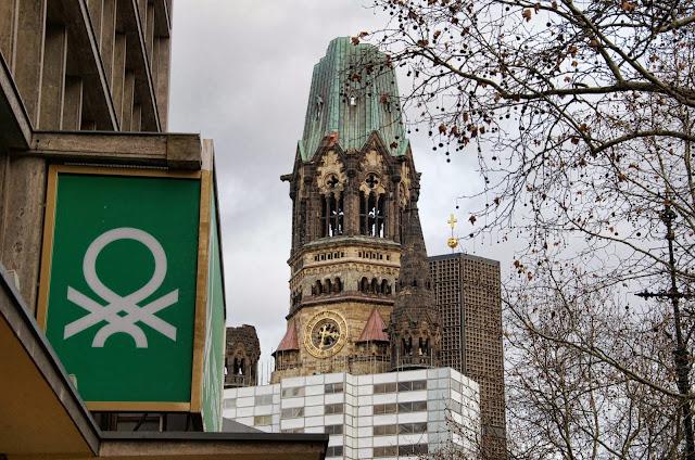 Baustelle Kaiser-Wilhelm-Gedächtnis-Kirche Breitscheidplatz, 10789 Berlin, 08.01.2014
