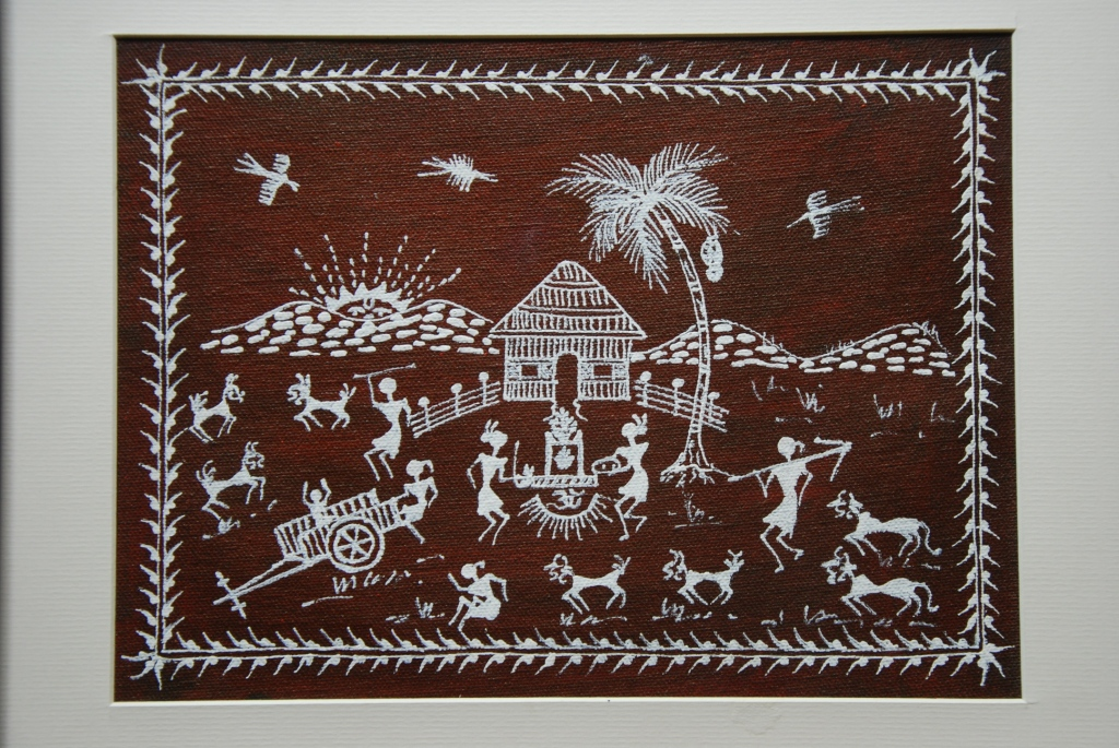 Warli painting history information i am sharing with you the warli art pieces with you in this post the artists were from the warli district in the foothills of western ghats of maharashtra altavistaventures Image collections