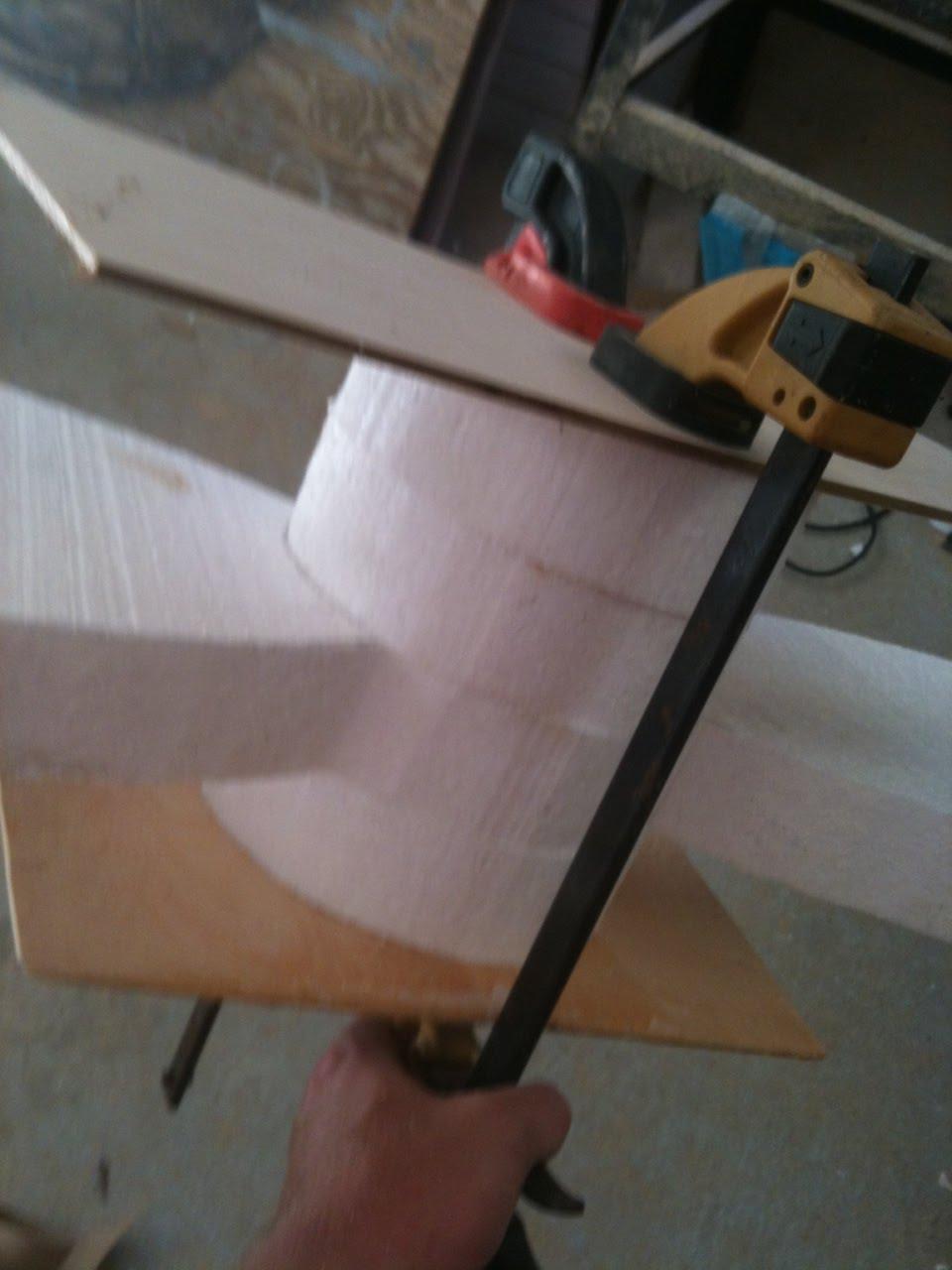 how to make a styrofoam airplane