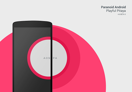 Paranoid-android for bacon