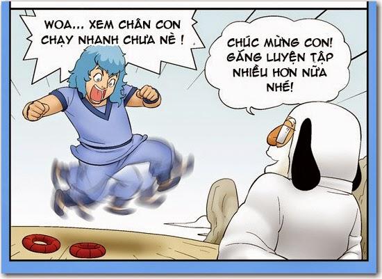 Kim chi củ cải phần 1301 - Rèn Luyện