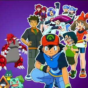 Lista de Capitulos de Pokémon - 8va Temporada : Batalla Avanzada