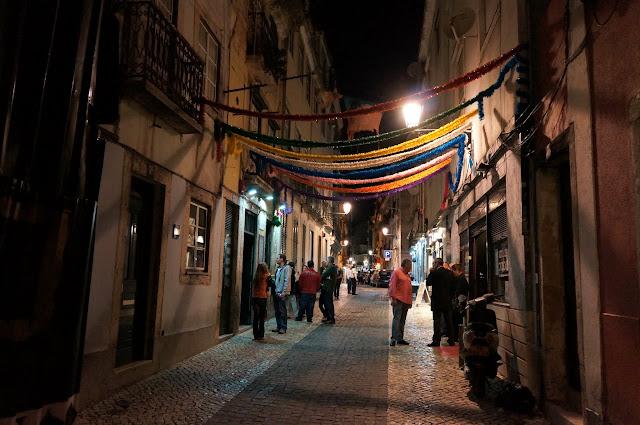 Lisbonne - Bairro Alto