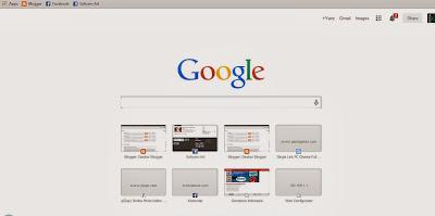Cara Mudah Mengganti Tampilan Google Chrome