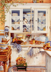 Autumn in the Kitchen