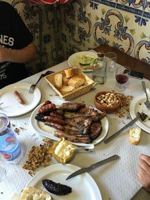 Almuerzo - Almuerzos populares