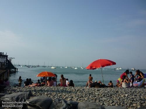 playa Cantolao, La Punta - Callao