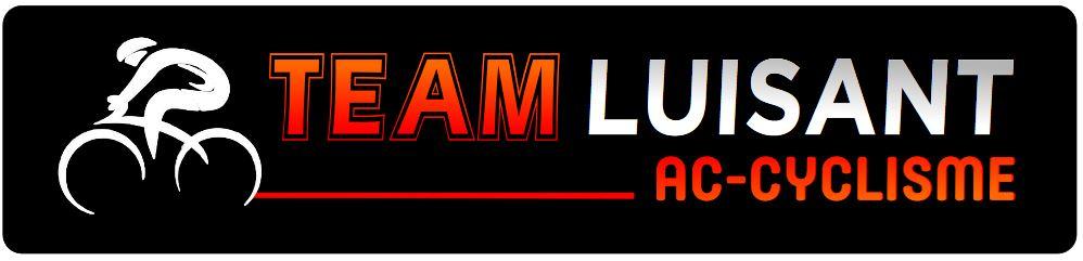Logo Team Luisant AC cyclisme