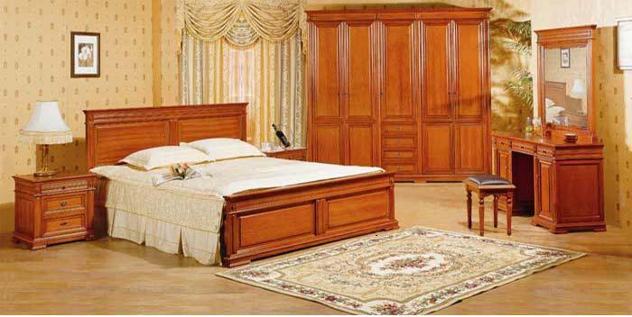 Bedroom furniture for Solid hardwood bedroom furniture