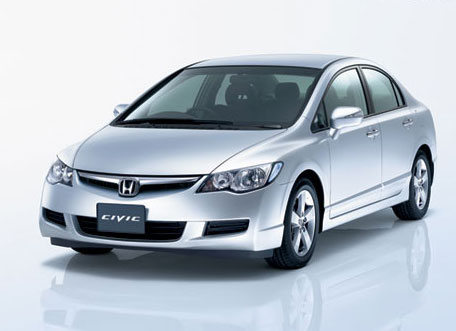 Honda on Honda Civic In North America Honda Civic In North America Honda Civic