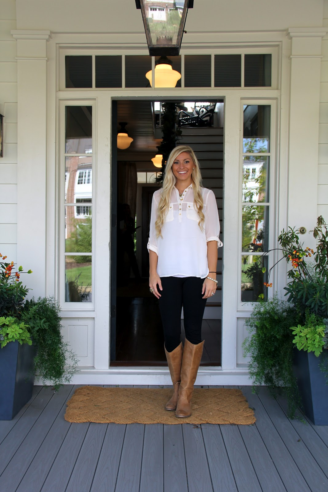 ... I Love The Mix Of The Old With The New Porch And Patio Design  Inspiration Southern Living My ...