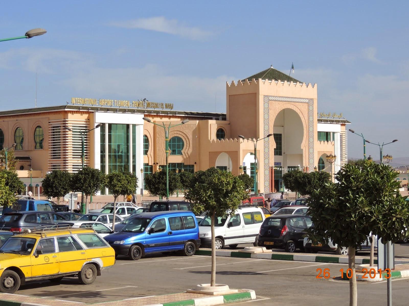 Aéroport de Tlemcen