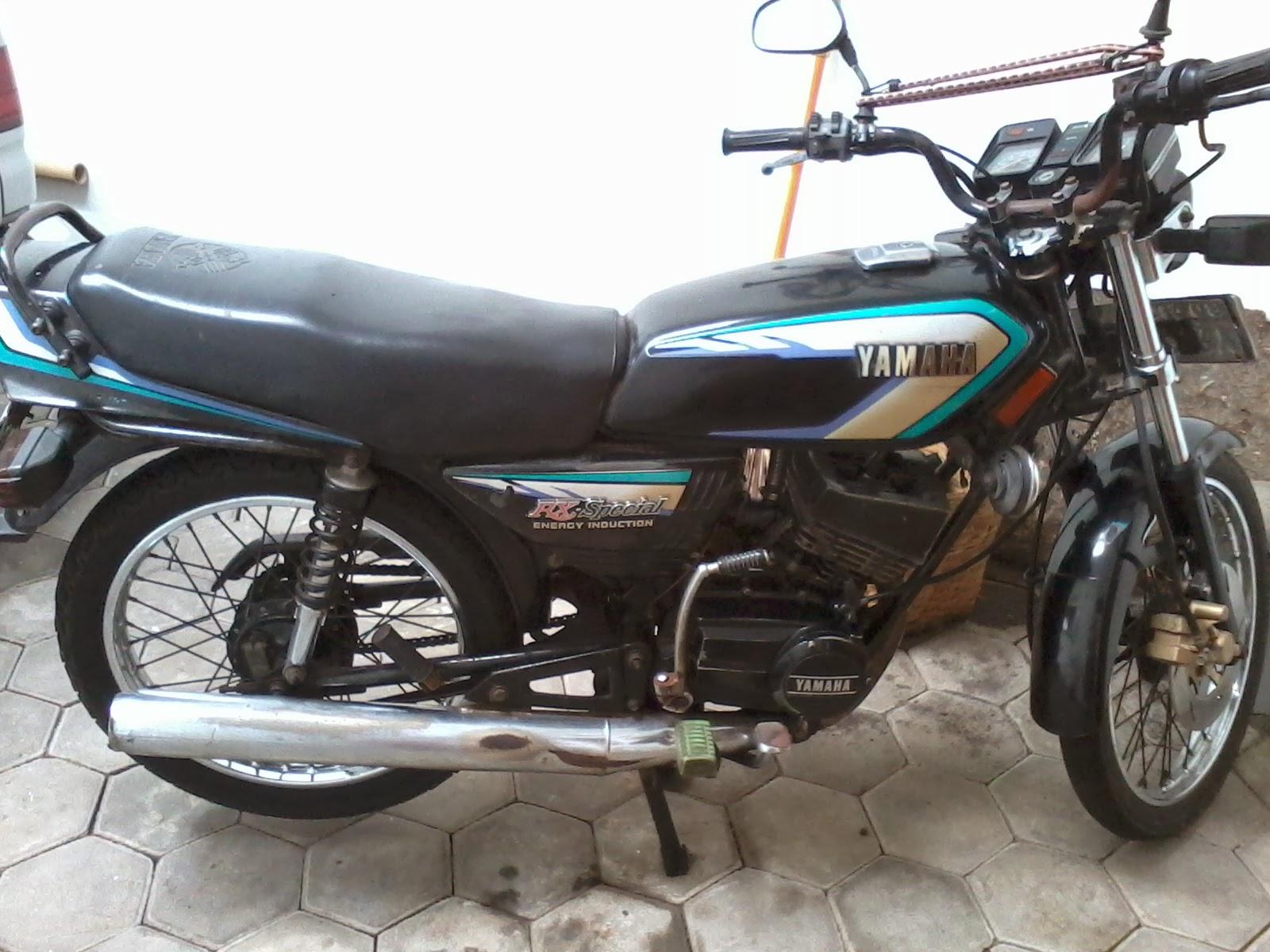 Motor Yamaha RX Special 1994 Original