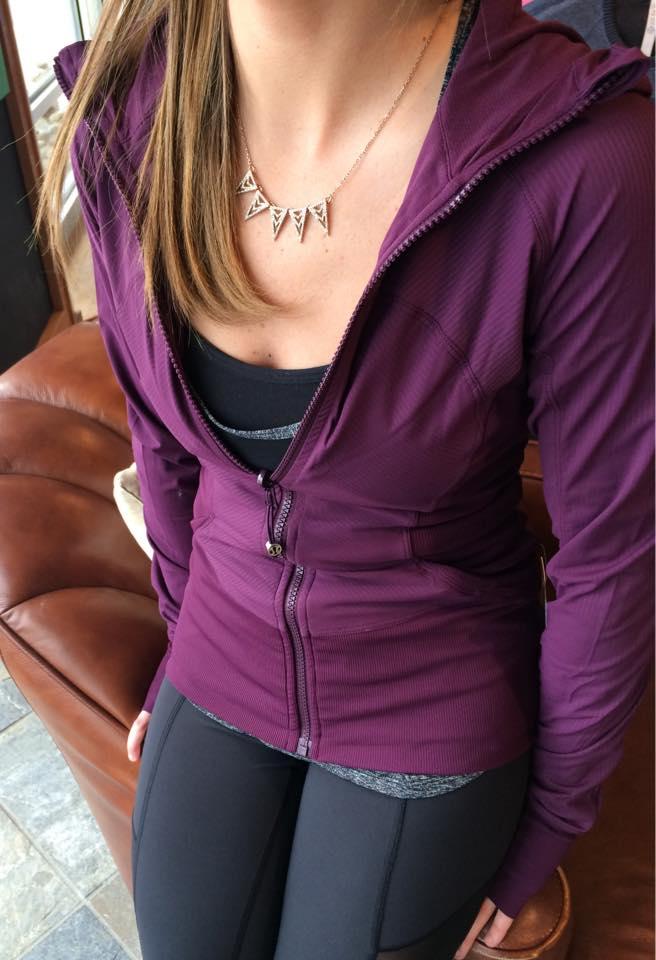 lululemon in-flux jacket