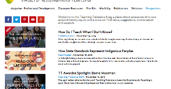 A New Collection of Web Tools for Social Studies Teachers