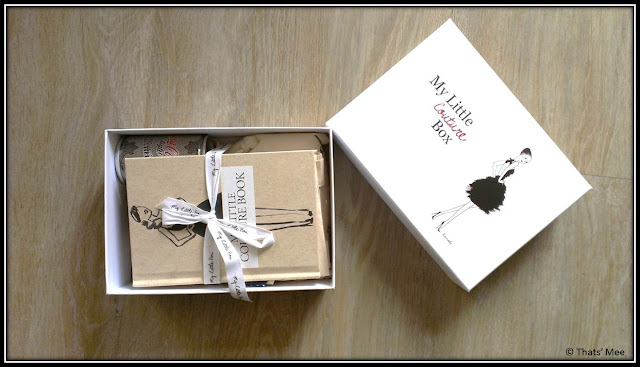 My Little Couture Box septembre