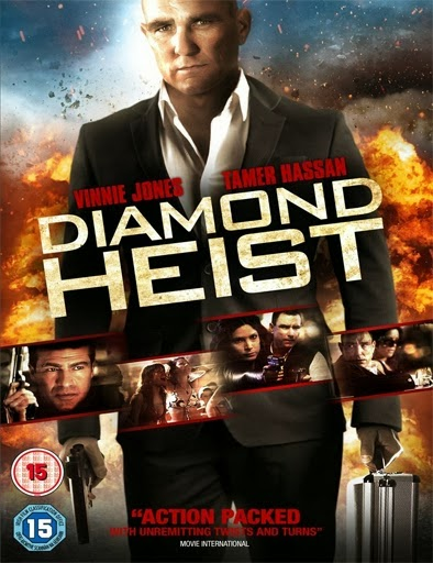 Ver Diamond Heist (2012) Online