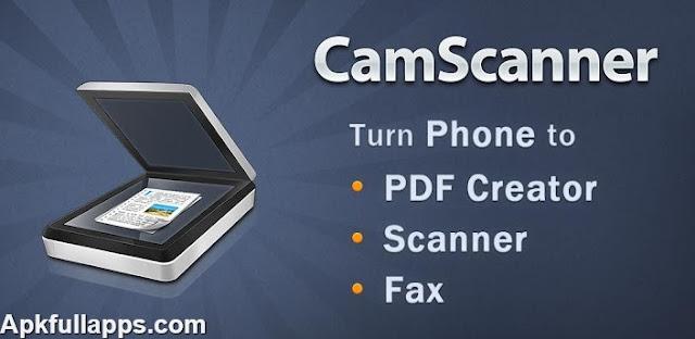 CamScanner - Phone PDF Creator FULL v2.0.0.20130218